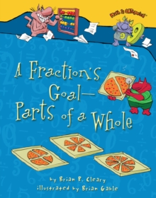 A Fraction's Goal - Parts of a Whole, EPUB eBook