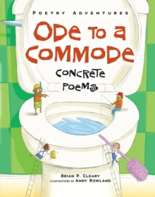 Ode to a Commode : Concrete Poems, PDF eBook