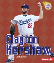 Clayton Kershaw, EPUB eBook