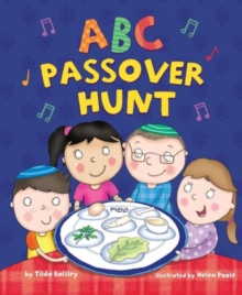 ABC Passover Hunt, Paperback Book