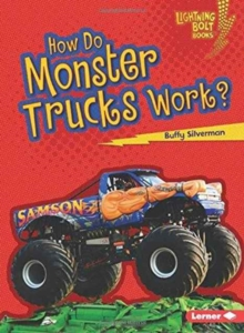 How Do Monster Trucks Work, Paperback / softback Book