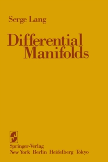 Differential Manifolds, PDF eBook