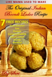 The  Original Indian Boondi Ladoo Recipe, PDF eBook