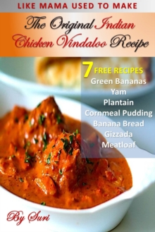 The  Original Indian Chicken Vindaloo Recipe, PDF eBook