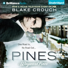 Pines, eAudiobook MP3 eaudioBook