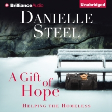 A Gift of Hope : Helping the Homeless, eAudiobook MP3 eaudioBook