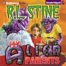 My Alien Parents, eAudiobook MP3 eaudioBook