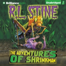 The Adventures of Shrinkman, eAudiobook MP3 eaudioBook