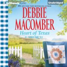 Heart of Texas, Volume 3 : Nell's Cowboy and Lone Star Baby, eAudiobook MP3 eaudioBook
