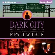 Dark City, eAudiobook MP3 eaudioBook