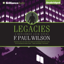 Legacies, eAudiobook MP3 eaudioBook