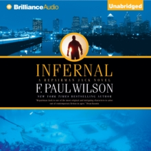 Infernal, eAudiobook MP3 eaudioBook