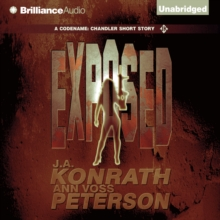 Exposed : A Thriller, eAudiobook MP3 eaudioBook