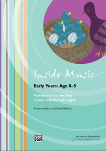 INSIDE MUSIC EARLY YEARS: 0-5, Paperback Book
