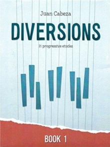 PIANO SAFARI DIVERSIONS BOOK 1, Paperback Book