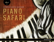 PIANO SAFARI REPERTOIRE BOOK 1, Paperback Book