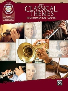 EASY CLASSICAL THEMES INSTRUMENTAL SOLOS, Paperback Book