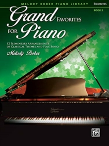 GRAND FAVORITES FOR PIANO 2, Paperback Book