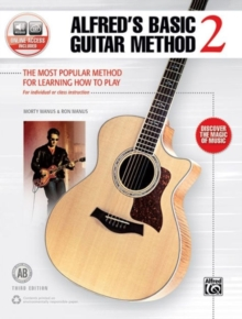 ALFRED'S BASIC GUITAR BOOK 2, Paperback Book
