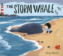 The Storm Whale, Paperback Book