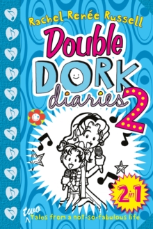 Double Dork Diaries #2, Paperback Book