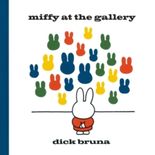Miffy at the Gallery, Hardback Book