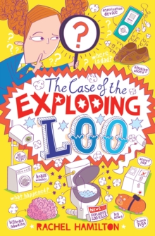 The Case of the Exploding Loo, Paperback Book