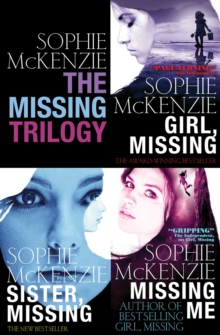 The Missing Trilogy : Includes Girl, MIssing; Sister, Missing; Missing Me, EPUB eBook