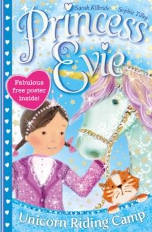 Princess Evie: The Unicorn Riding Camp, EPUB eBook