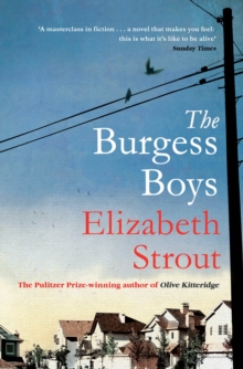 The Burgess Boys, Paperback Book