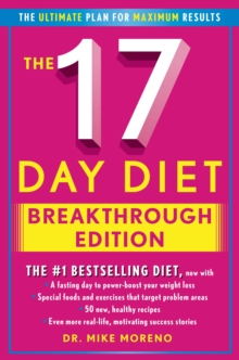 The 17 Day Diet Breakthrough Edition, Paperback / softback Book