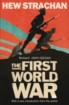 The First World War : A New History, Paperback Book