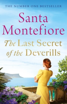 The Last Secret of the Deverills, Hardback Book