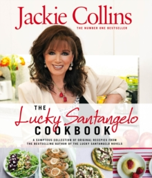 The Lucky Santangelo Cookbook, Hardback Book