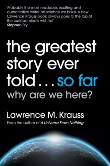 The Greatest Story Ever Told...So Far, EPUB eBook