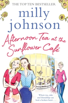 Afternoon Tea at the Sunflower Cafe, Paperback Book