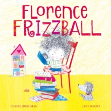 Florence Frizzball, Hardback Book