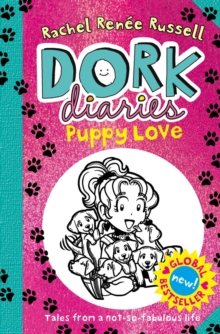 Dork Diaries: Puppy Love, Hardback Book