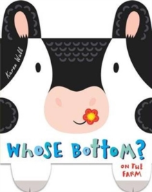 Whose Bottom? On the Farm, Hardback Book