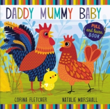 Daddy, Mummy, Baby, Novelty book Book