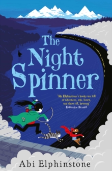 The Night Spinner, Paperback Book