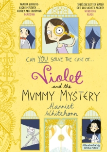 Violet and the Mummy Mystery, Paperback Book