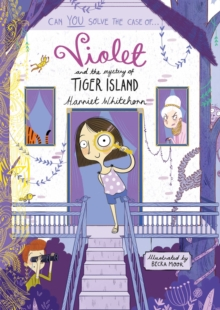 Violet and the Mystery of Tiger Island, Paperback Book