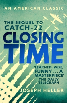 Closing Time, Paperback / softback Book