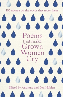 Poems That Make Grown Women Cry, Paperback / softback Book