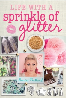 Life with a Sprinkle of Glitter, Hardback Book