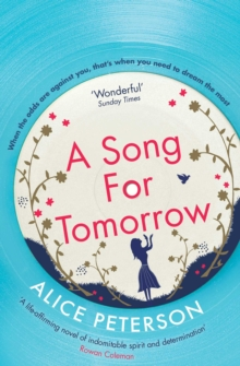 A Song for Tomorrow, Paperback Book