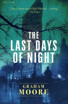 The Last Days of Night, Paperback Book