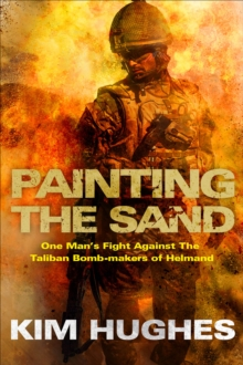Painting the Sand, Hardback Book