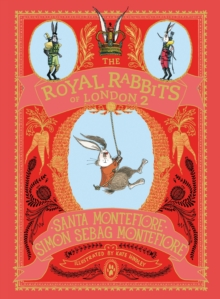 The Royal Rabbits of London: Escape from the Tower, Hardback Book